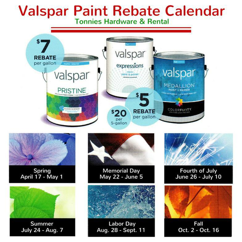 Paint and sundries for Valspar com virtual painter